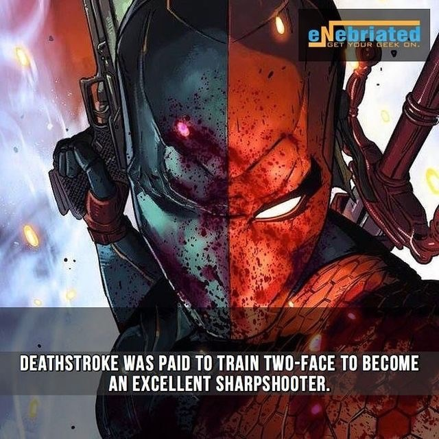 he-trained-two-face
