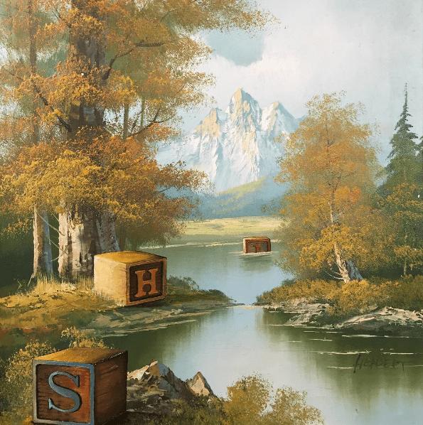 Dave Pollot - Natural landscape - S