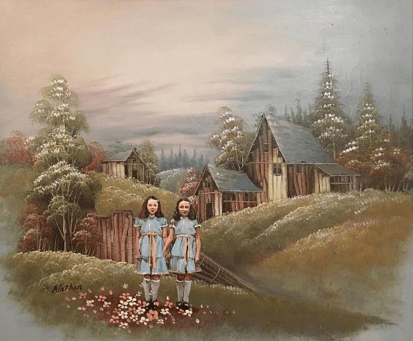 Dave Pollot - Painting - Nazhan