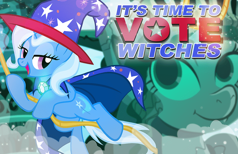 the great and powerful trixie vote Statue of Liberty - 8988286208