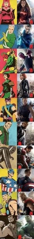 marvel-heros-comics-vs-cinematic-universe