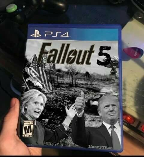 fallout video games politics image - 8988545792