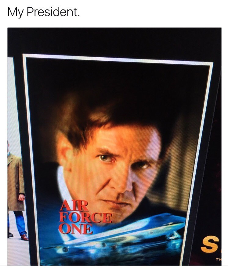 Harrison Ford,politics,image