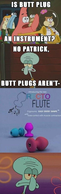 butt flute image - 8989246464