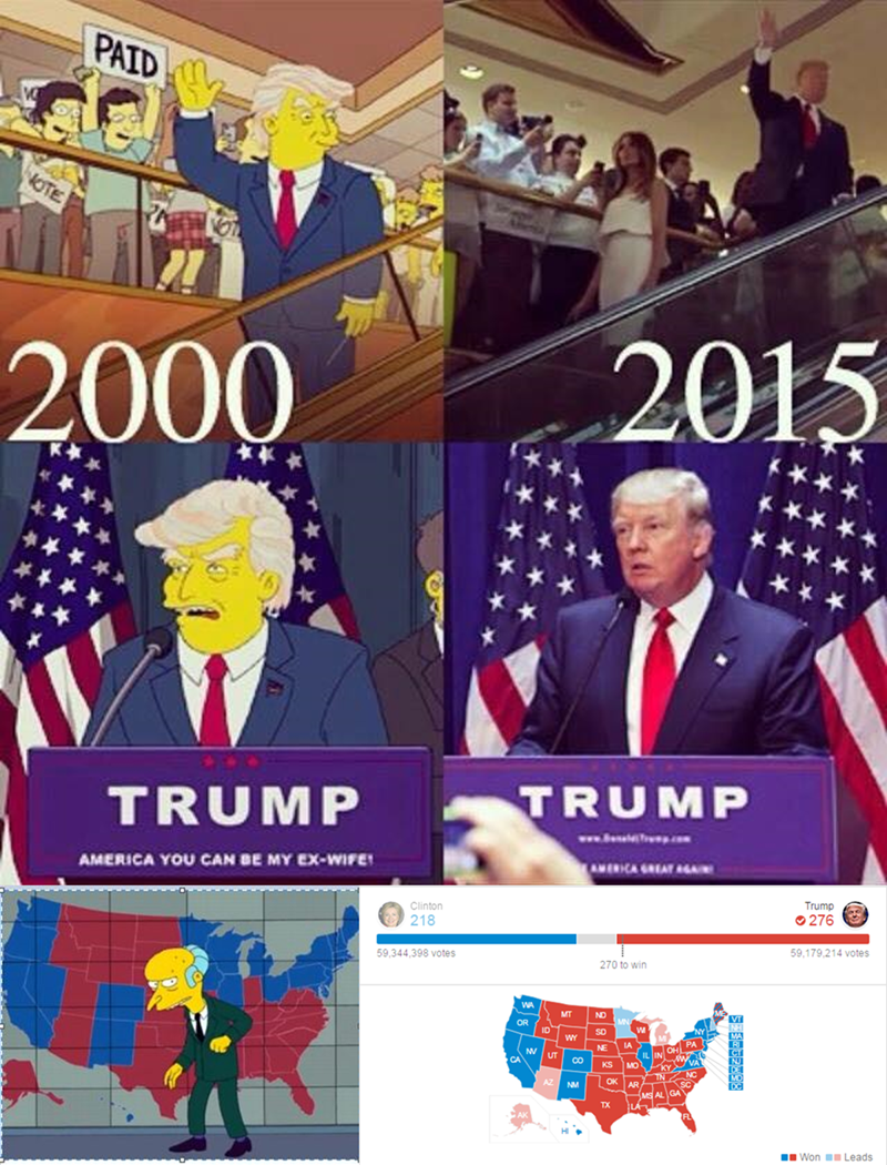 the simpsons political pictures image - 8989253888
