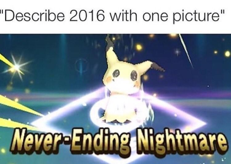 bad 2016 Memes image - 8989269504
