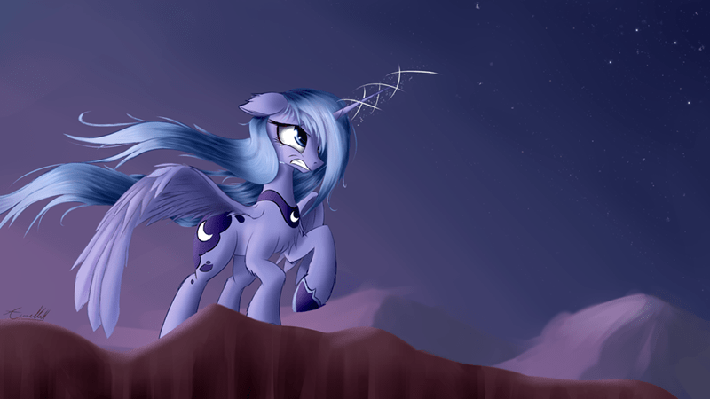 princess luna - 8989396736