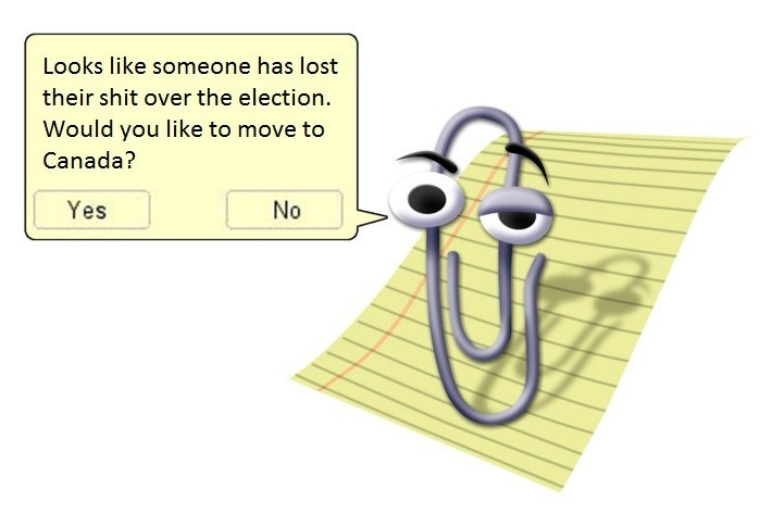 clippy politics image - 8989739776
