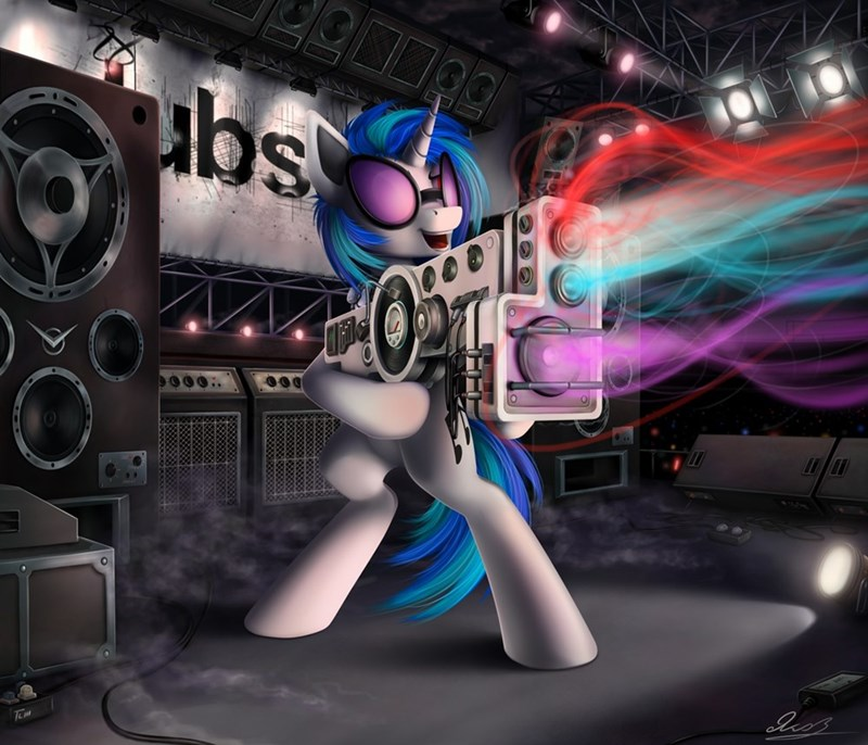 saints row vinyl scratch dj PON-3 - 8989756928