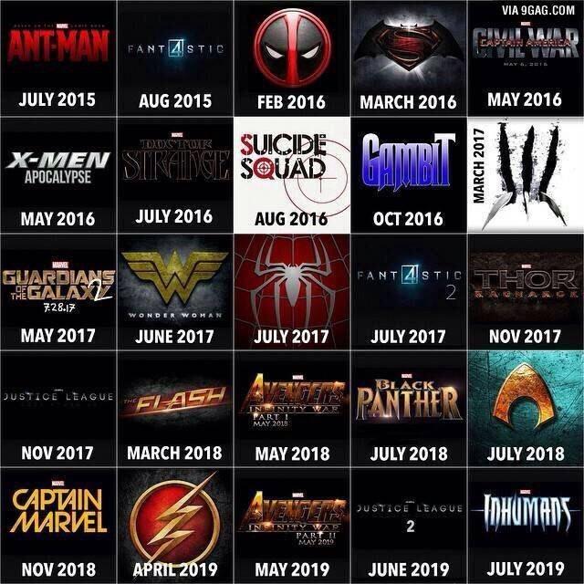 marvel DC avengers - 8989905664