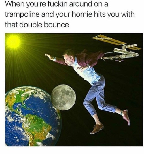 trampoline dangerous space image - 8990217984