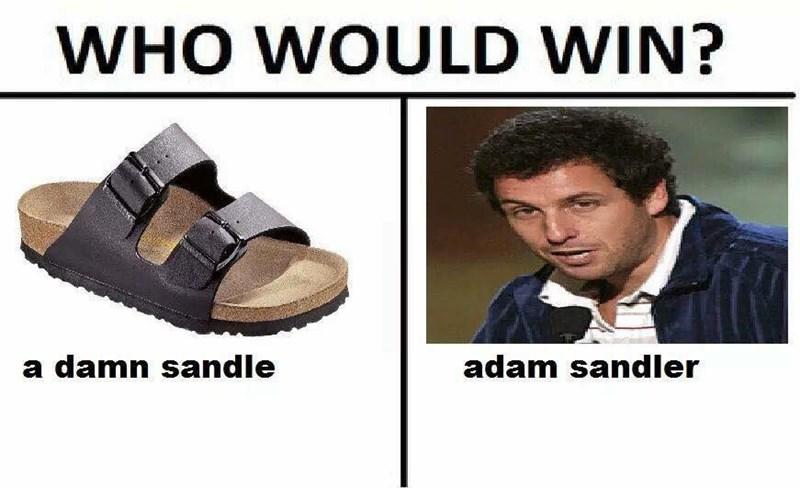 puns adam sandler image - 8990226688