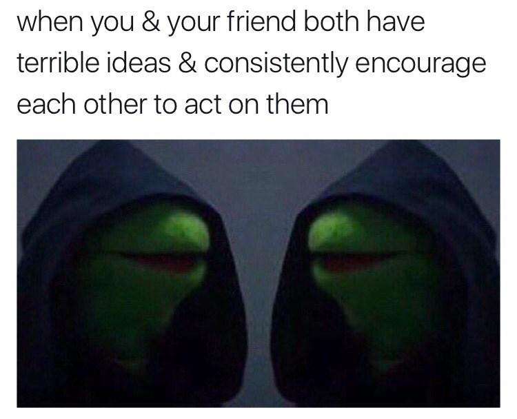 kermit the frog Memes evil kermit - 8990486016