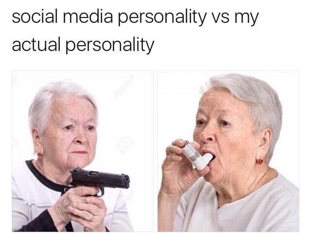 social media personality image - 8990495744