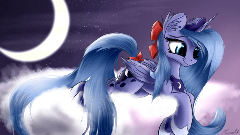 princess luna - 8990497536