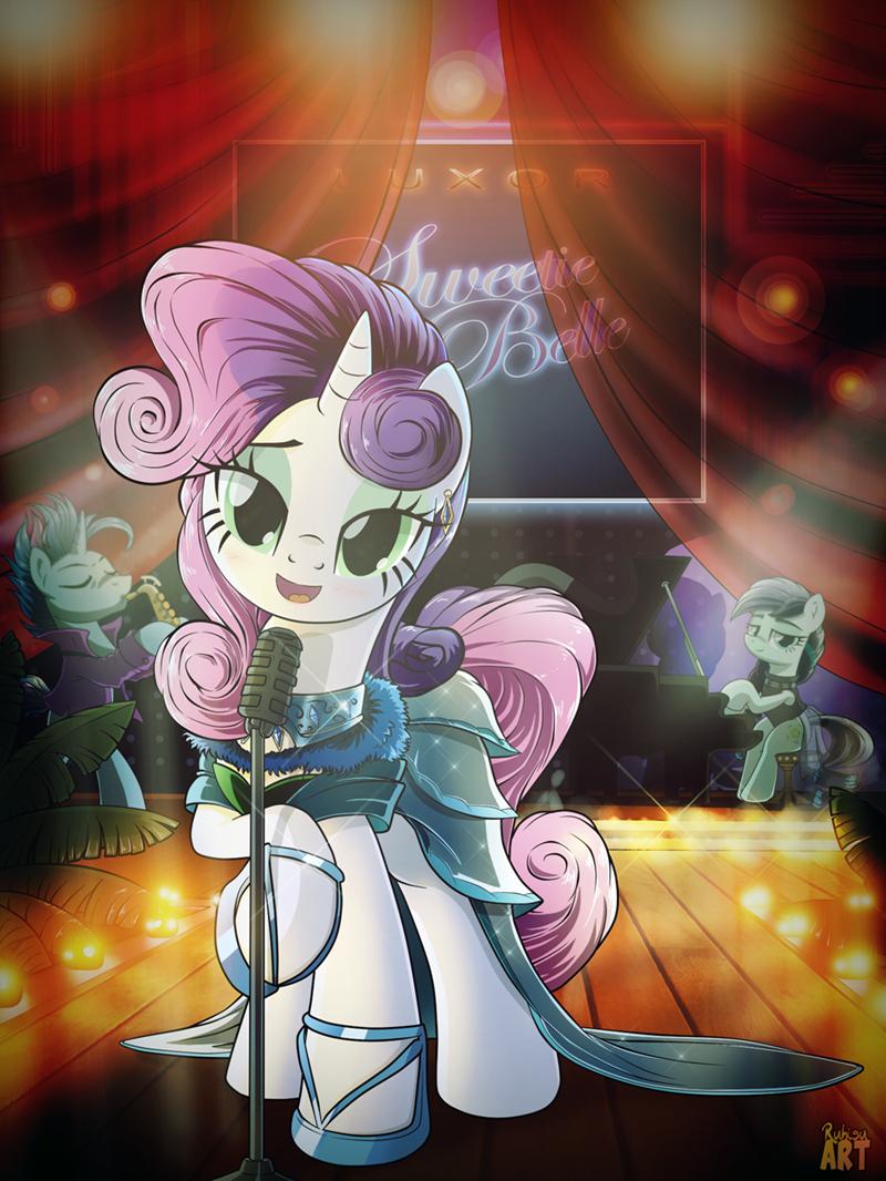 Sweetie Belle coloratura - 8990510336
