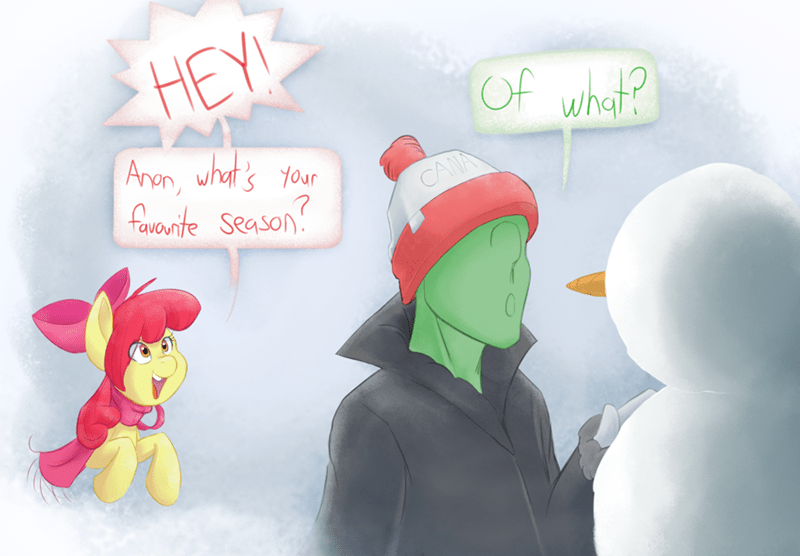 anonymous,apple bloom,puns
