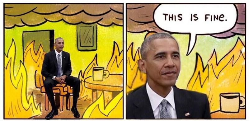 barack obama web comics image - 8991033600