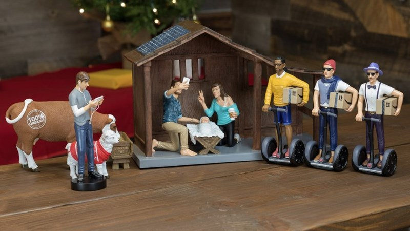 millennials Nativity image - 8991208704