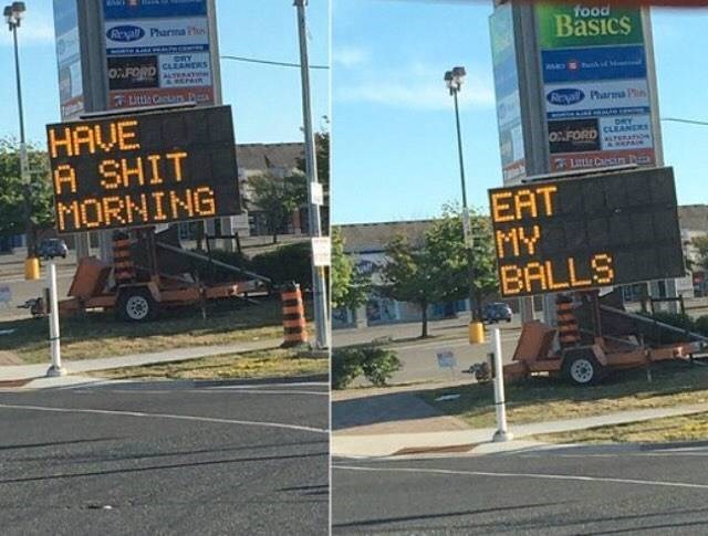 trolling signs image - 8991209984