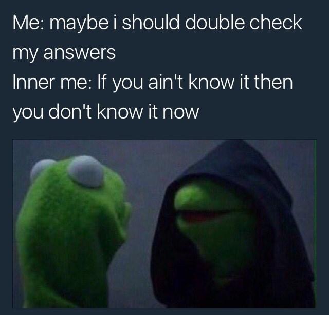 Memes,evil kermit,test,image