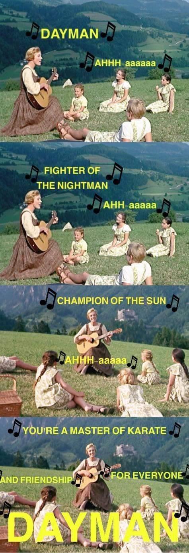 its always sunny in philadelphia sound of music image - 8991514880