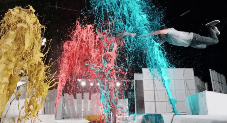 new ok go music video for the one moment