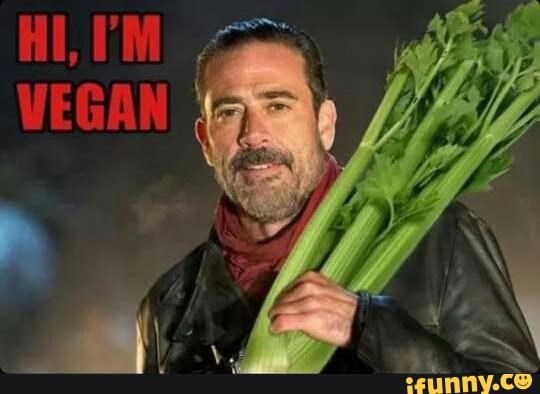 Vegetable - HI, I'M VEGAN ifunny.co