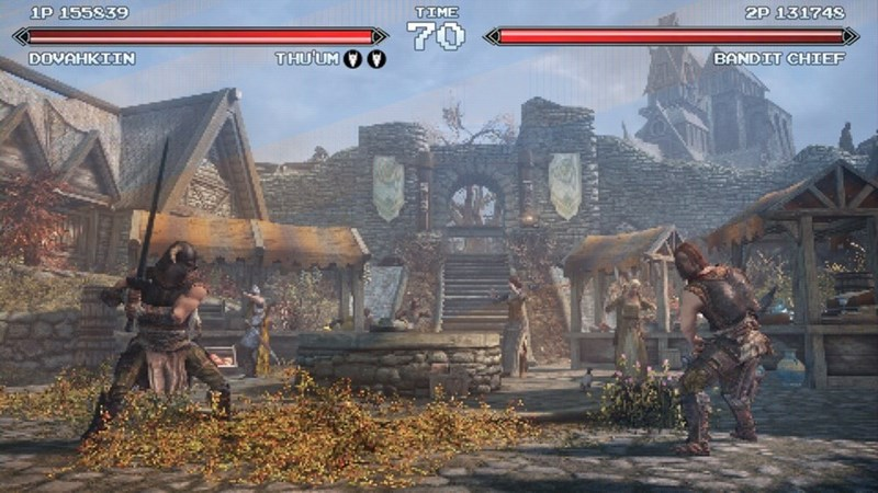 if-skyrim-was-a-90s-fighting-game