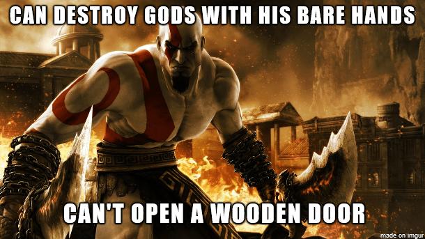 damnit-kratos