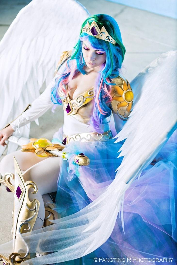 cosplay human princess celestia - 8992340992