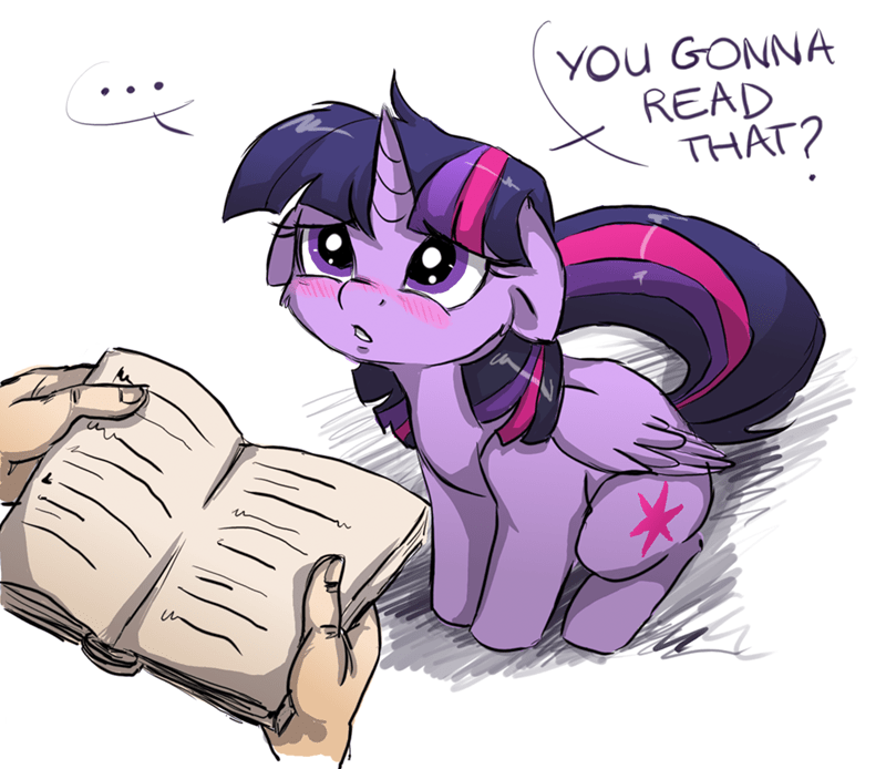 acting like animals,books,twilight sparkle