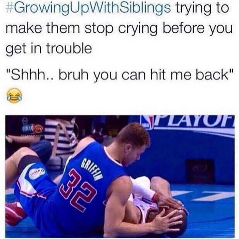 siblings true facts image - 8992720384