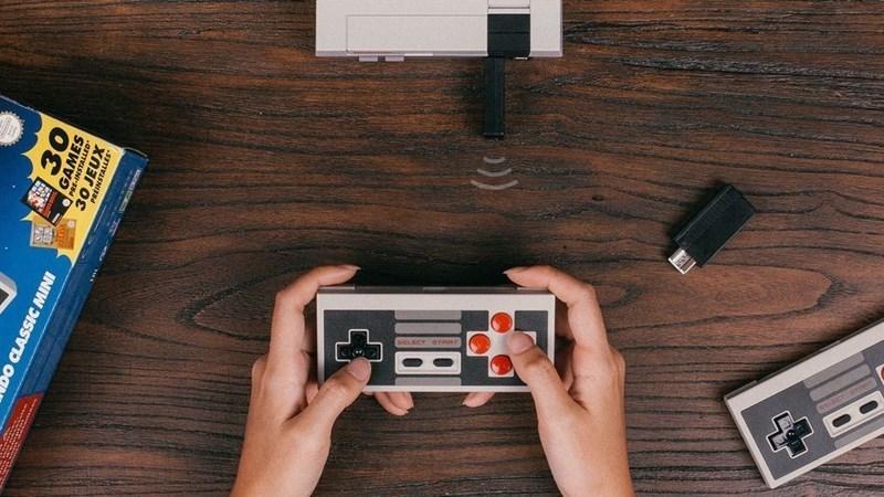 8bitdo releases wireless nintendo nes classic controller