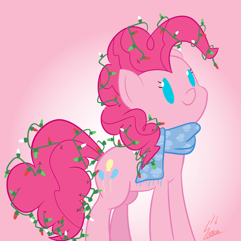 christmas hearths-warming-eve pinkie pie - 8993318144