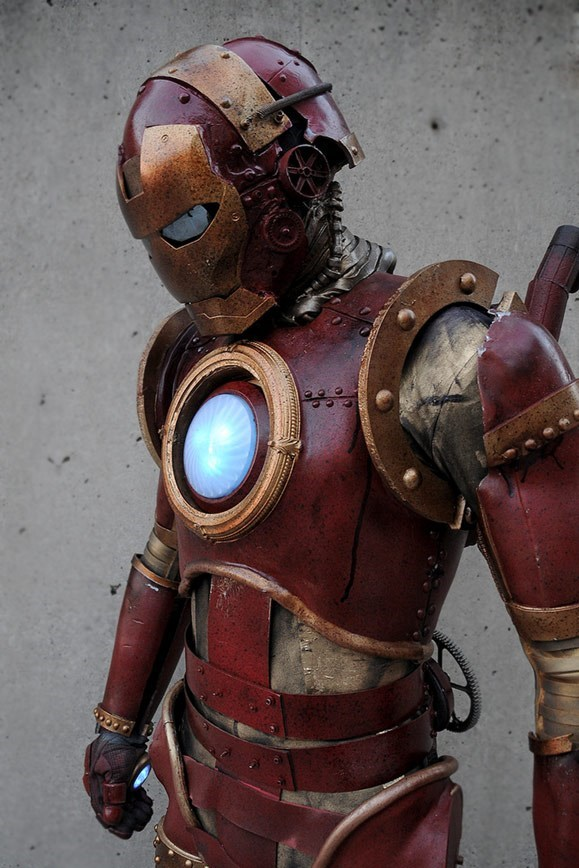 steam-punk-iron-man
