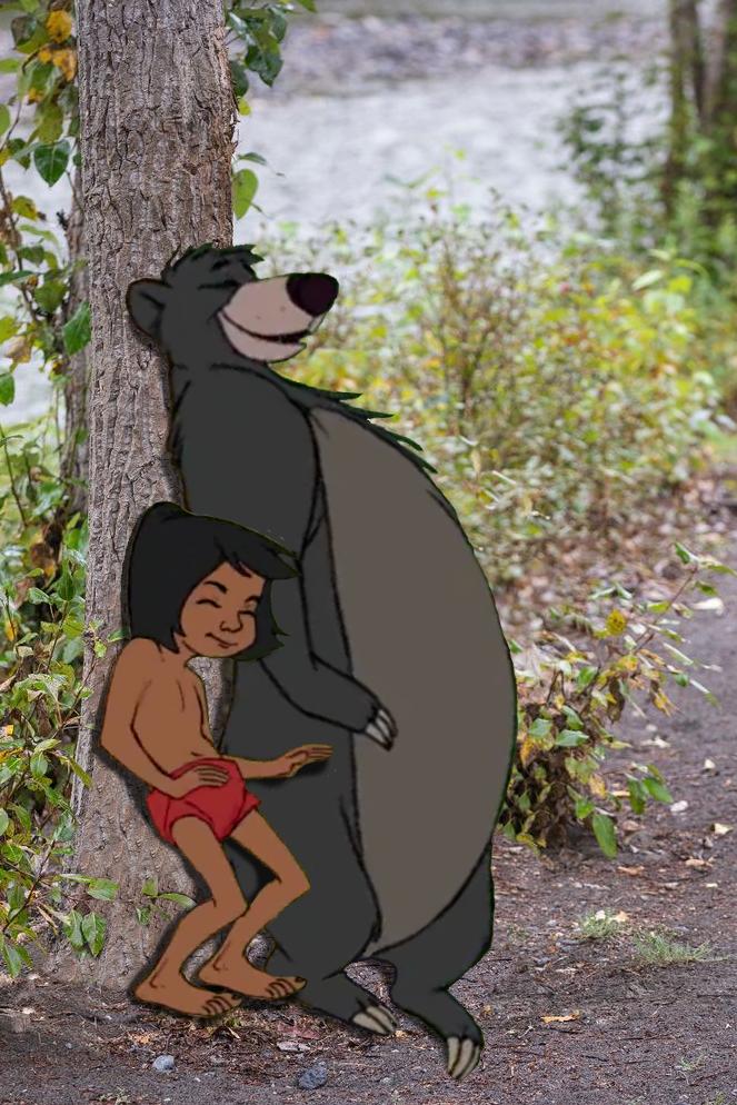 those-bear-necessities