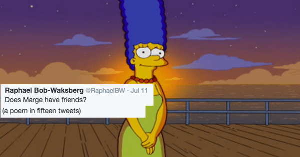 Sad,bojack horseman,list,the simpsons,marge
