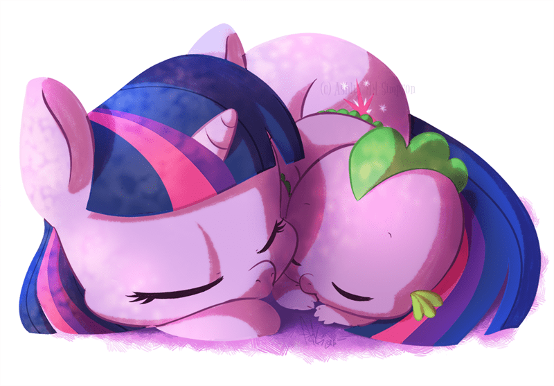 Spike and Twi: The Younger Years