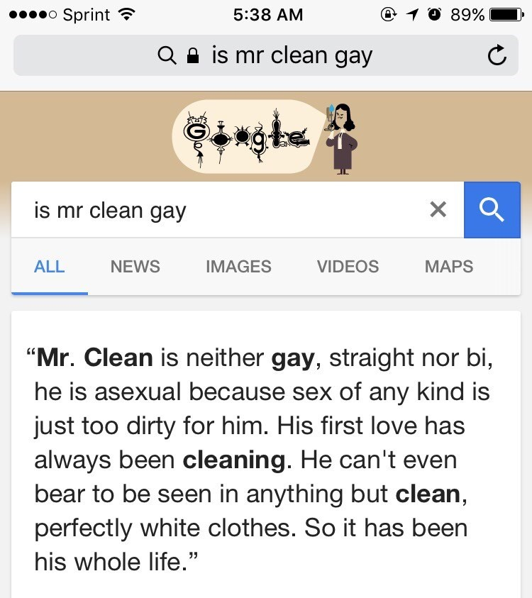 search mythology mr clean image