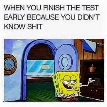 SpongeBob SquarePants Memes test image - 8993651712