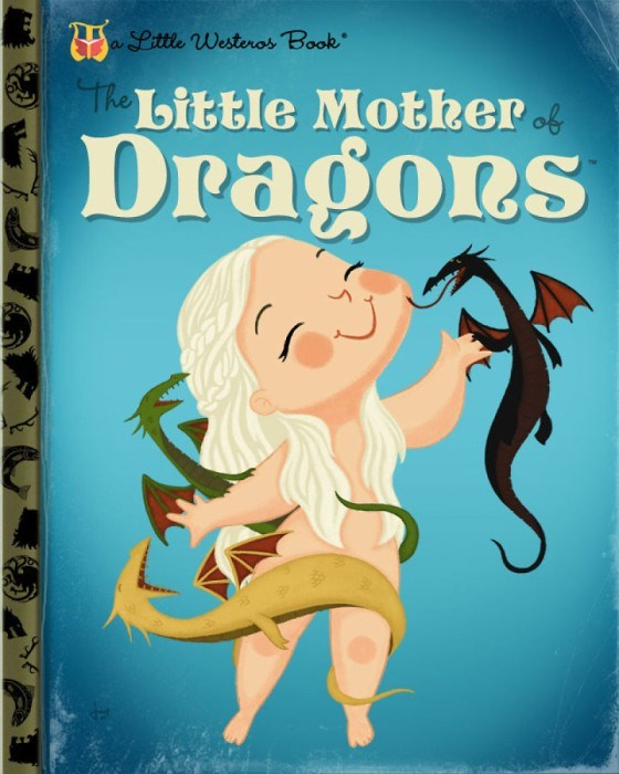 little-mother-of-dragons