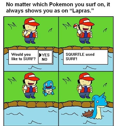 Pokémon,pokemon logic