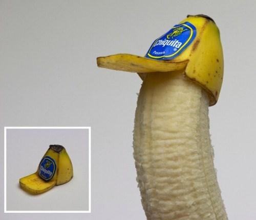 wtf banana hat image - 8994212608