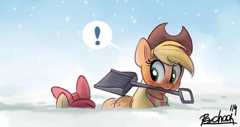 applejack,apple bloom