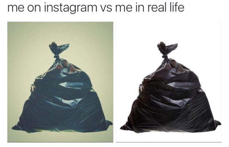 trash,instagram,image