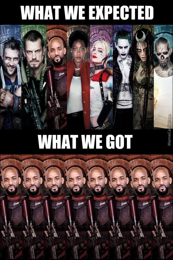 Movie - WHAT WE EXPECTED lle WHAT WE GOT a, 4uat, MemeCenter.com MCMACM bogapobx