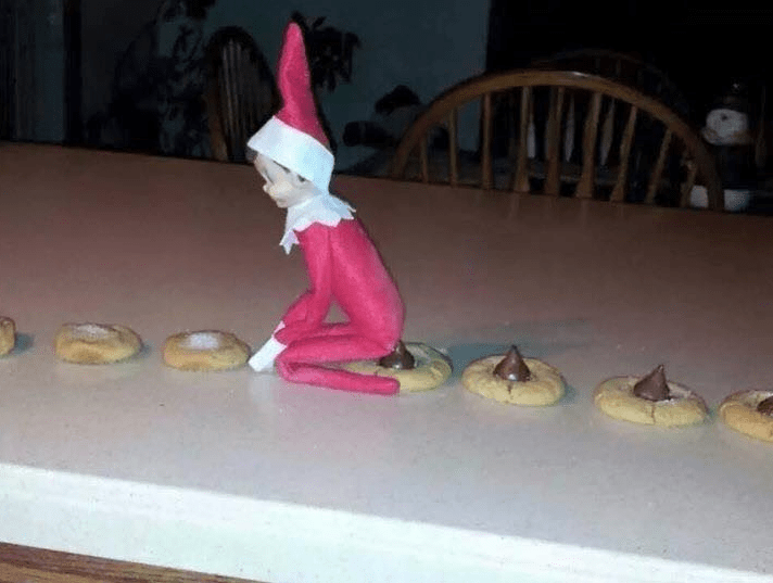 christmas,elf on a shelf,parenting,dad