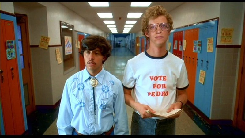 T-shirt - VOTE FOR PEDRO