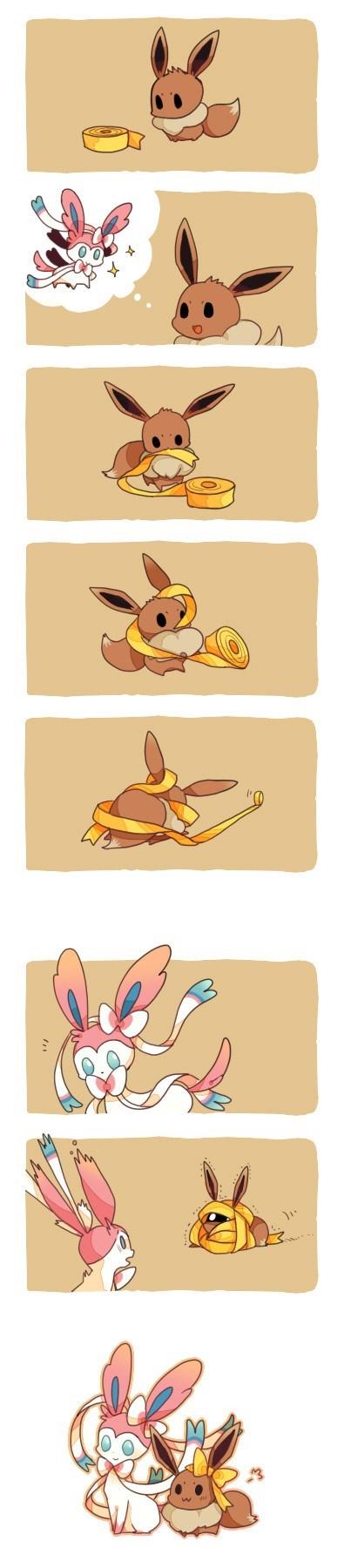 Pokémon eevee - 8995137536